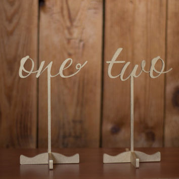 Shop Gold Table Numbers on Wanelo