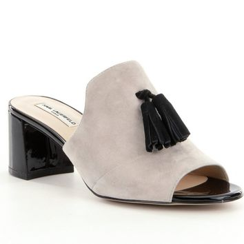 Karl Lagerfeld Paris Hettie Mules | Dillards