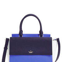 Kate Spade New York Cameron Street - Blakely Leather Satchel LAVELIQ