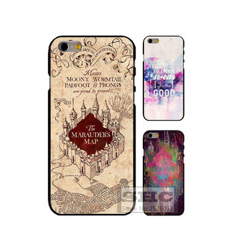 Marauders Map Harry Potter cell phone Cover Case For LG G3 G4 G5 Nexus5X E980 HTC M7 M8 M9 X9 A9 M9X