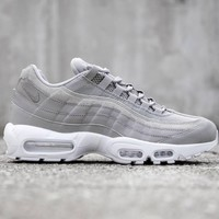 KUYOU NIKE AIR MAX 95 GREY/WHITE