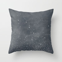 Ursa Major Throw Pillow by BELLES & GHOSTS©