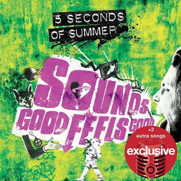 5 Seconds of Summer - Sounds Good Feels Good - T... : Target