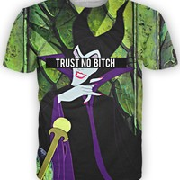 Trust No Bitch Maleficent T-Shirt