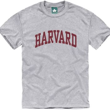 Harvard Classic T-Shirt (Heather Grey)