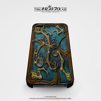 Steampunk Book case for iPhone, iPod, Samsung Galaxy, HTC One, Nexus