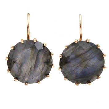 Andrea Fohrman labradorite earrings