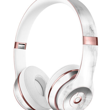 Slate Marble Surface V57 Full-Body Skin Kit for the Beats by Dre Solo 3 Wireless Headphones