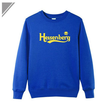 Breaking Bad Heisenberg Sweatshirt