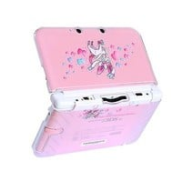Pokemon PC cover for Nintendo 3DS LL XL X & Y Sylveon case Japan