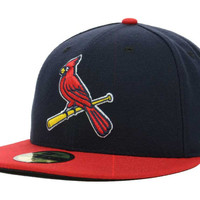 St. Louis Cardinals MLB Authentic Collection 59FIFTY Cap