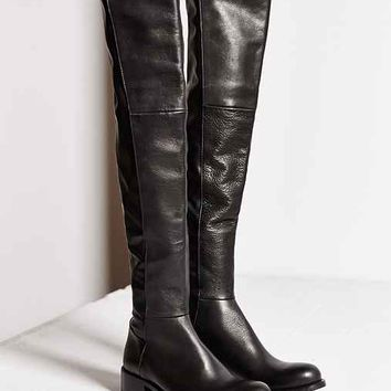 Strategia Over-The-Knee Boot- Black
