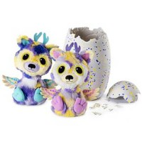 Hatchimals Surprise - Deeriole - Hatching Egg with Surprise Twin Interactive Hatchimal Creatures by Spin Master, Available Exclusively at Target