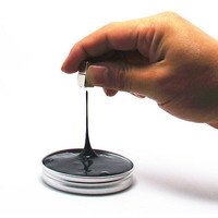 Super Magnetic Bouncing Thinking Silly Putty Desk Neodymium Magnet Toy