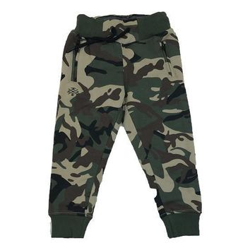 Jordan Craig - Toddlers - Camo Fleece Joggers