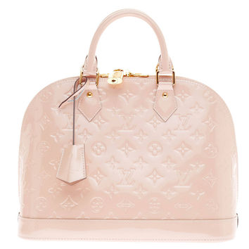 Louis Vuitton Alma Monogram Vernis PM