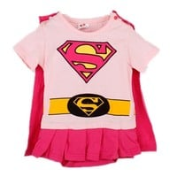 Halloween Super-hero Costumes - Infant & Baby Romper