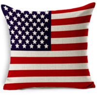 Country Flag Pillows - Choose Your Country