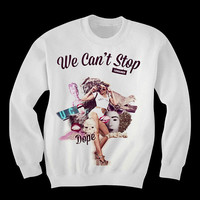 Miley Cyrus We Can't Stop Sweatshirt