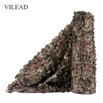 VILEAD New Simple 1.5m*4m Maple CP Digital Camouflage Nets Camo Netting without Edge Binding Sun Shelter Car Cover 150D Oxford
