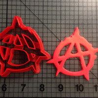 Sons of Anarchy Cookie Cutter