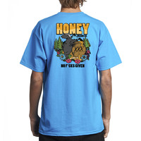 HONEY BADGER TEE – HONEY BRAND™