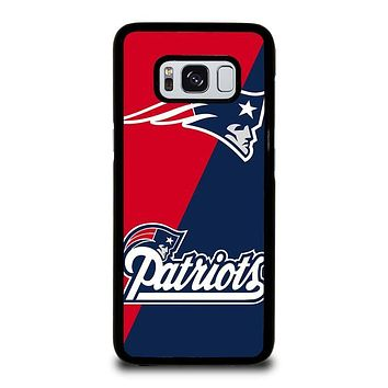 NEW ENGLAND PATRIOTS Samsung Galaxy S3 S4 S5 S6 S7 Edge S8 Plus, Note 3 4 5 8 Case Cover