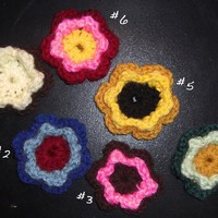 Crochet Blossoms