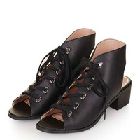 NADIA Lace Up Shoe Boot - View All