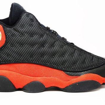 Air Jordan 13 Retro Bred 2004 Basketball Shoes <>