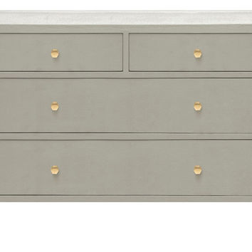 Made Goods Jarin Dresser - Gray