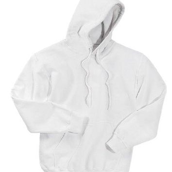 Gildan G125 DryBlend Adult Hooded Sweatshirt