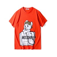 Moschino Pudge Print #1 T-Shirt
