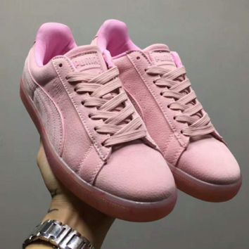 PUMA Crystal Soles Fashionable ladies board shoes Sneakers H-A-SPMY