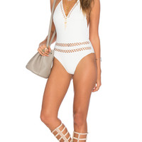 Dylan One Piece in Ivory