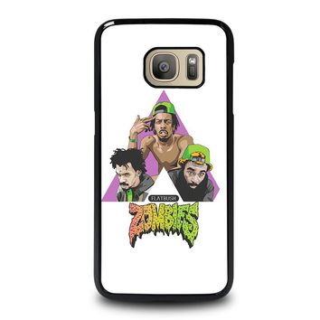 FLATBUSH ZOMBIES HIP HOP Samsung Galaxy S7 Case Cover
