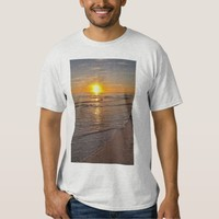 T-shirt: Sunset by the Beach Tshirt