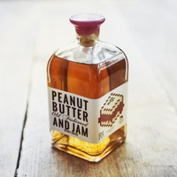Peanut Butter and Jam Old Fashioned