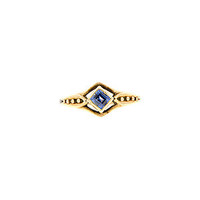 Doyle & Doyle | Ring: Arts & Crafts Period Sapphire Ring