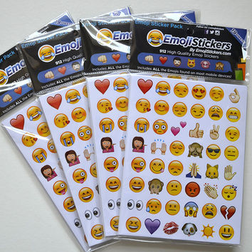 Emoji Stickers 912 960 Die Cut Smily Face Stickers For Phone Notebook Twitter h