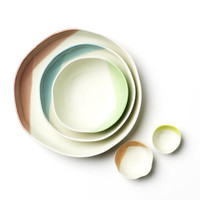 Bob Steiner Ceramics for Collected Bowls
