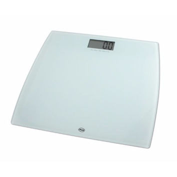 White Glass Bath Scale By American Weigh Scale