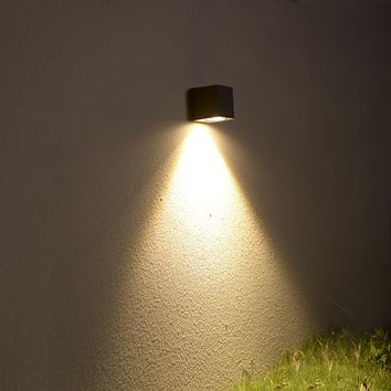LED Porch Lights Outdoor Lamp Waterproof