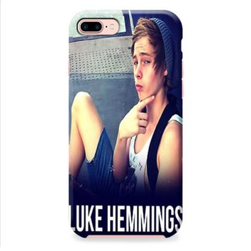 Luke Hemming Five Seconds Of Summer iPhone 8 | iPhone 8 Plus Case
