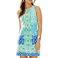 Perla Sleeveless Shift Dress - Lilly Pulitzer