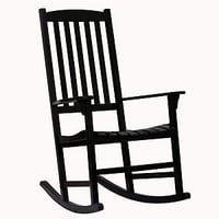 Black Porch Rocking Chair Collection