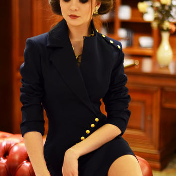 Milla Suit (dark navy)