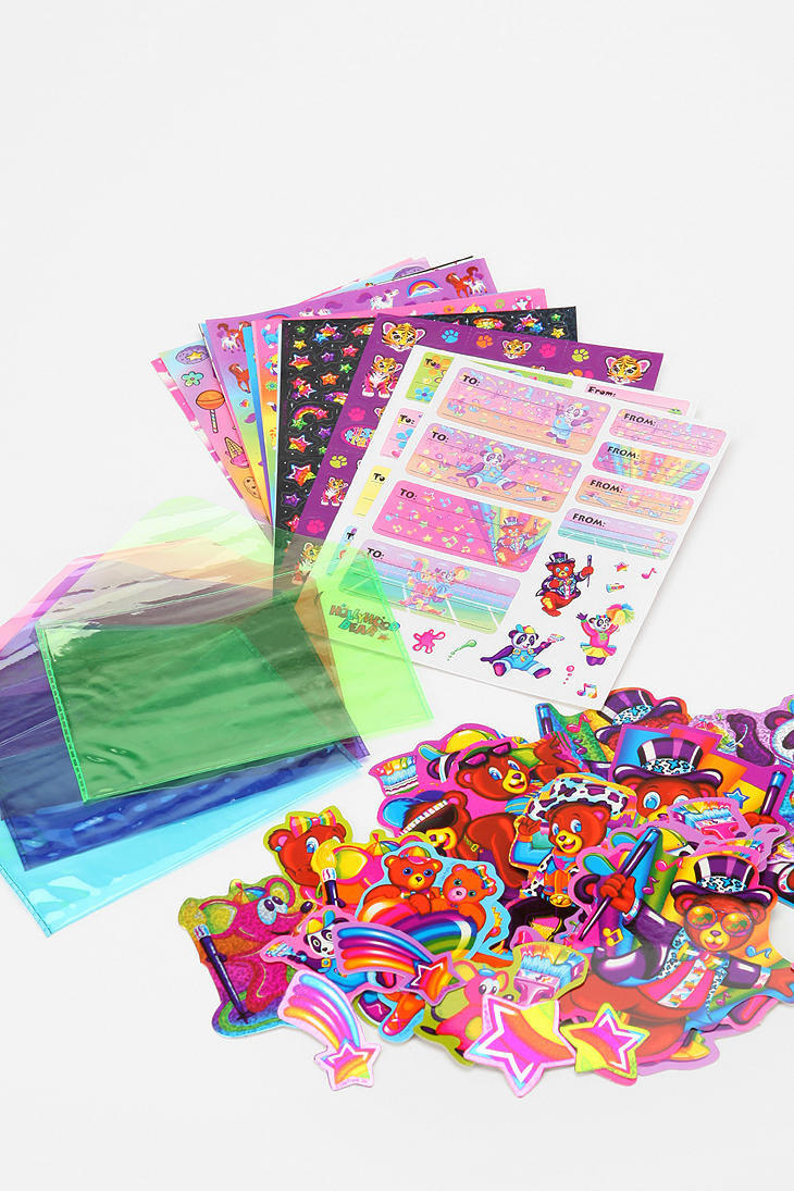 Lisa Frank Limited Edition Vintage From Urban Outfitters