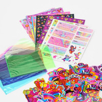 Lisa Frank Limited Edition Vintage Sticker Pack