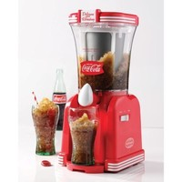 Nostalgia Coca-Cola Series 32-Ounce Slush Machine
